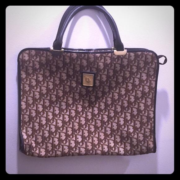 666b18c0c575f Handbags -  75 PRICE DROP Pristine Vintage Christian Dior Bag